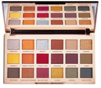 MAKEUP REVOLUTION - X SOPH - EXTRA SPICE PALETTE - Palette of 18 eye shadows