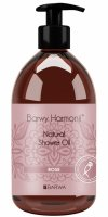 BARWA - BARWY HARMONII - Natural Shower Oil - ROSE