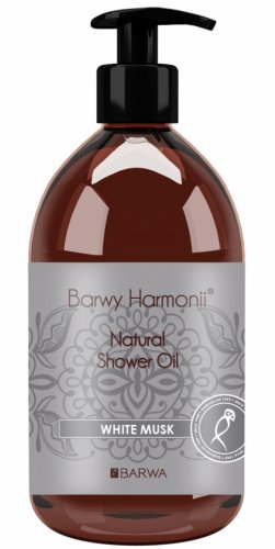 BARWA - Natural Shower Oil - WHITE MUSK