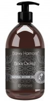 BARWA - BARWY HARMONII- Natural Shower Oil - BLACK ORCHID
