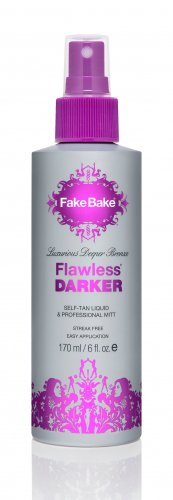 Fake Bake - Flawless Darker - SELF-TAN LIQUID - DARK