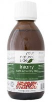 Your Natural Side - 100% Natural Linseed Oil - 200 ml