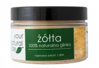 Your Natural Side - 100% Natural Yellow Clay - 100 g
