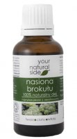 Your Natural Side - 100% Natural Broccoli Seed Oil - 30 ml