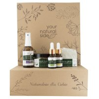 Your Natural Side - Set of cosmetics - Cleansing & Relieving