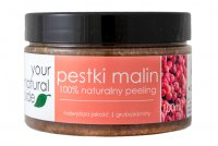 Your Natural Side - 100% Natural Scrub with Raspberry Seeds