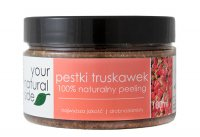 Your Natural Side - 100% Natural Scrub with Strawberry Seeds