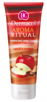 Dermacol - AROMA RITUAL Hand Cream - Apple & Cinnamal - Embracing hand cream with apple and cinnamon