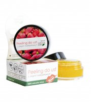 Your Natural Side - Lip Scrub with Strawberry Oil