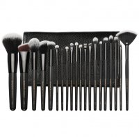 LancrOne - SUNSHADE MINERALS - Set of 20 make-up brushes - SM2018