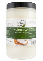 Your Natural Side - 100% Natural Coconut Oil - Purified - 400 ml