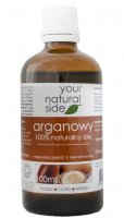 Your Natural Side - 100% Natural Argan Oil - 100 ml
