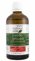 Your Natural Side - 100% Natural Watermelon Seed Oil - 100 ml
