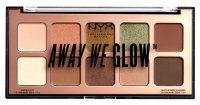 NYX Professional Makeup - AWAY WE GLOW - 02 HOOKED ON GLOW