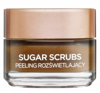 L'Oréal - SUGAR SCRUBS - GLOW PEELING - Highlighting facial peeling