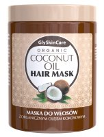 GlySkinCare - COCONUT OIL & COLLAGEN KERATIN HAIR MASK
