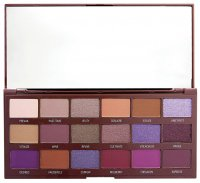 I HEART REVOLUTION - VIOLET EYESHADOW PALETTE