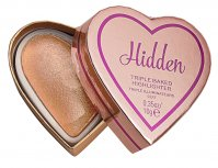 I Heart Revolution - TRIPLE BAKED HIGHLIGHTER- HIDDEN