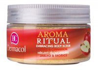 Dermacol - AROMA RITUAL EMBRACING BODY SCRUB - Apple Cinnamon