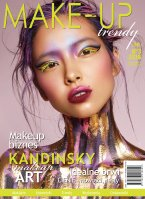 Magazine Make-Up Trendy - IDEAL EYEROWS - No3 / 2018