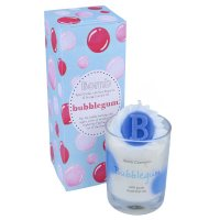 Bomb Cosmetics - Piped Candle with Pure Essential Oils - Bubblegum