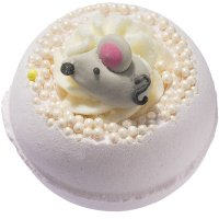 Bomb Cosmetics - SQUEAKY CLEAN - Bath ball
