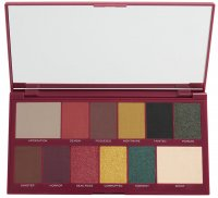 MAKEUP REVOLUTION - BEAUTIFUL DARKNESS 12 EYESHADOW PALETTE