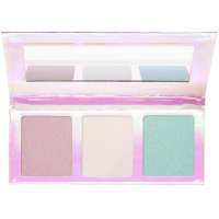 Essence - GO FOR THE GLOW Highlighter Palette - Palette of 3 Highlighters - 01 The Cools