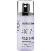 Catrice - PRIME AND FINE Multitalent Fixing Spray - Makeup Fixing spray - 50 ml