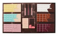 MAKEUP REVOLUTION - CHOCOLATE VAULT - Eye, Face and Lip Makeup Gift Set