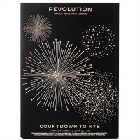 MAKEUP REVOLUTION - COUNTDOWN TO NYE - New Year's calendar with makeup cosmetics