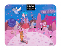 NYX Professional Makeup - Land of Lollies Shadow Palette