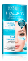 EVELINE - TURBO ACTION 8in1 HYALURON Treatment