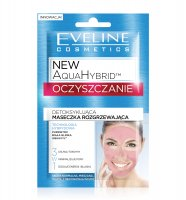 EVELINE - New AquaHybrid - PURIFYING MASK