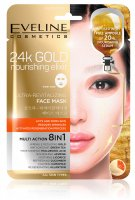 EVELINE - 24k GOLD Nourishing Elixir Ultra-Revitalizing Face Mask
