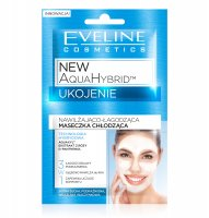 EVELINE - NEW AQUA HYBRID - SOOTHING MASK