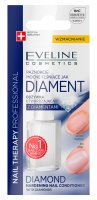 Eveline Cosmetics - NAIL THERAPY PROFESSIONAL - Diamond Hardening Nail Conditioner