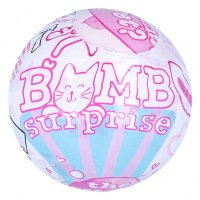 Bomb Cosmetics - THE PET SET - Bomb Surprise - A large, sparkling bath ball with surprise