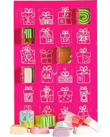 Bomb Cosmetics - The Bomb Advent Calendar - Advent Calendar with Bath Cosmetics