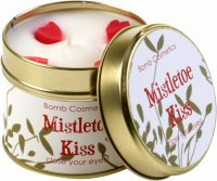 Bomb Cosmetics - Mistletoe Kiss - Hand-made scented candle with essential oils