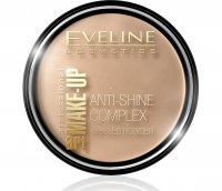 EVELINE - Art Make-Up - Anti-Shine Complex Pressed Powder - Mineral powder with silk