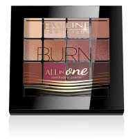 Eveline Cosmetics - All In One Eyeshadow Palette - 03 BURN