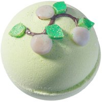 Bomb Cosmetics - Under the Mistletoe - Sparkling bath ball
