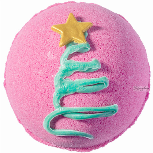 Bomb Cosmetics - Merry & Bright - Sparkling bath ball