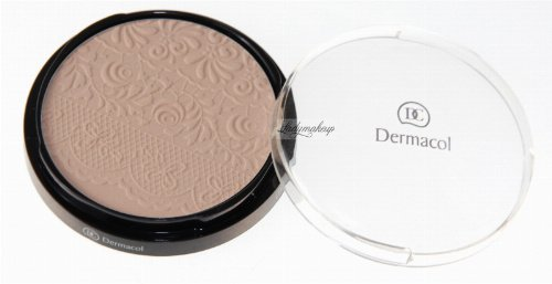 Dermacol - Compact powder with relif
