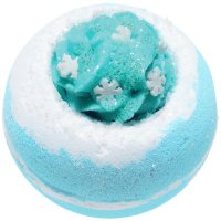 Bomb Cosmetics - Let It Snow - Sparkling Bath Ball
