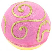 Bomb Cosmetics - Bath Bauble - Sparkling Bath Ball