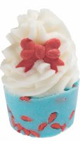 Bomb Cosmetics - Wrapped With Love - Cream Bath Cupcake
