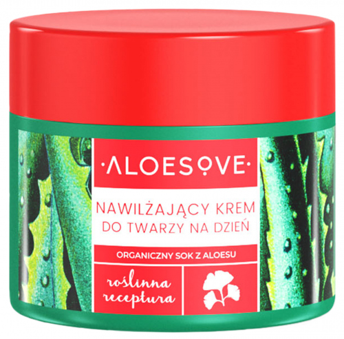 ALOESOVE - Moisturizing Day Face Cream