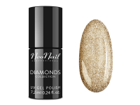 NeoNail - UV GEL POLISH COLOR - DIAMONDS COLLECTION - 7.2ml - 6519-7 ICONIC STYLE - 6519-7 ICONIC STYLE